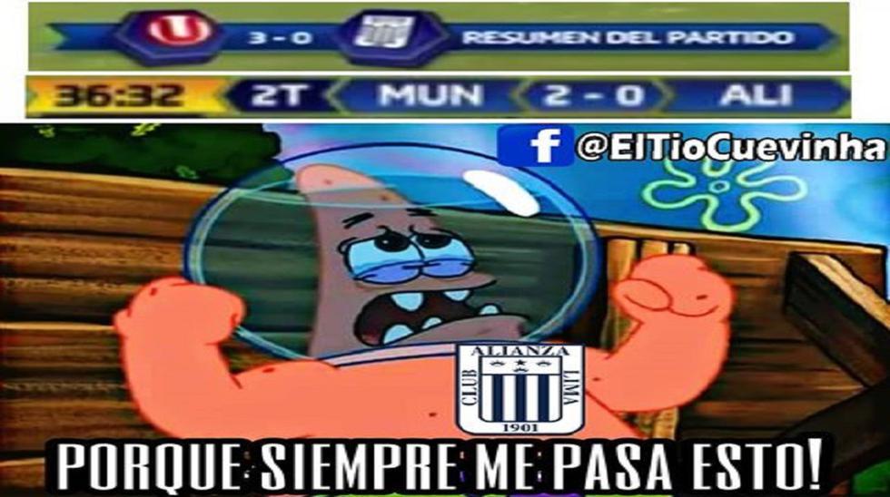 Alianza Lima: los memes que dejó la derrota ante Municipal - 3