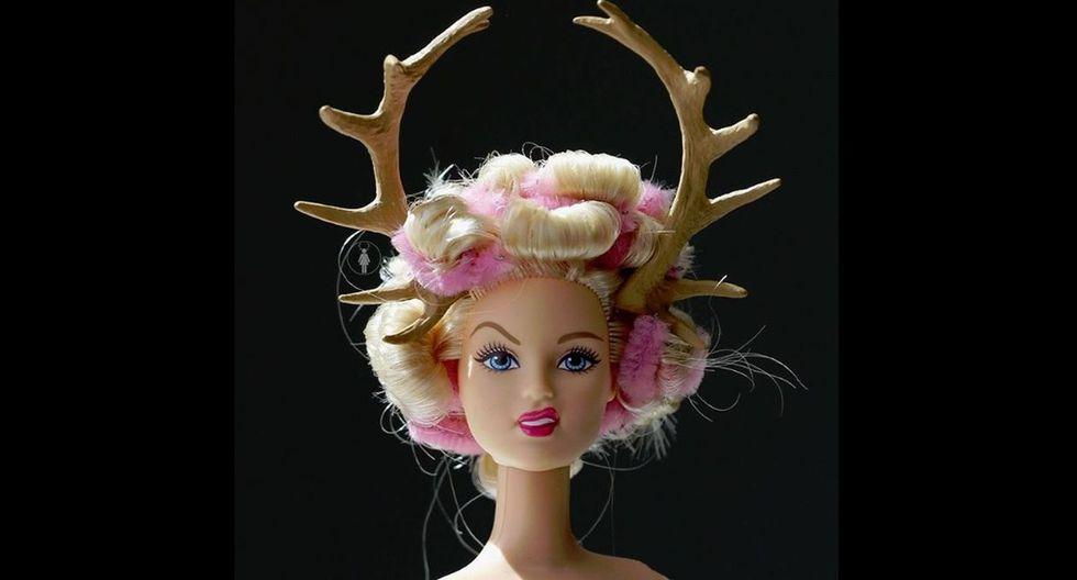 ¿Se cansó de ser perfecta? La Barbie políticamente incorrecta - 6