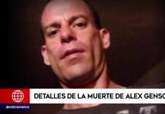San Borja: los testimonios de los cinco agentes que intervinieron a Alex Gensollen en la tienda Oechsle