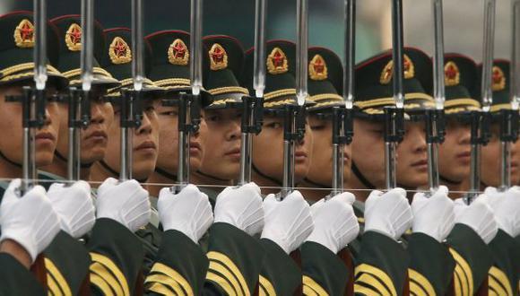 """Diario chino pide prepararse para una """"confrontación militar"""""""