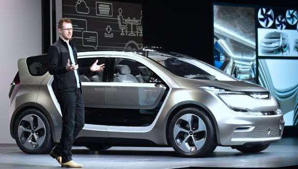 CES 2017: Fiat Chrysler y el automóvil pensado en 'millenials'