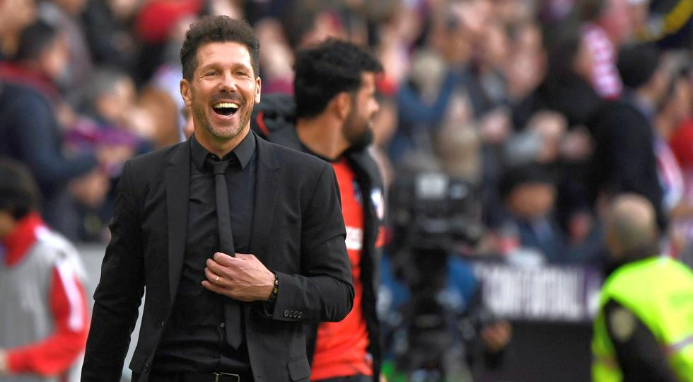 Simeone se impone en la nómina con 40,5 millones de euros. (Foto: AFP)