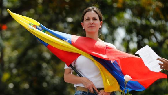 """Machado indignada con OEA: """"Es la misma censura de Venezuela"""""""