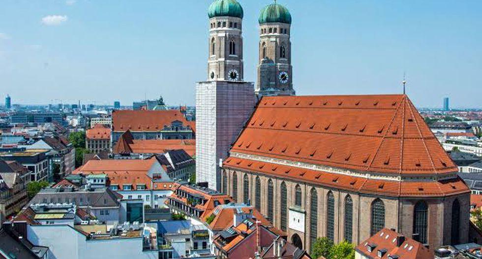 En el puesto 10 se encuentra Munich con 61,9% de puntaje, siendo uno de sus puntos fuertes el estilo de vida sostenible.
