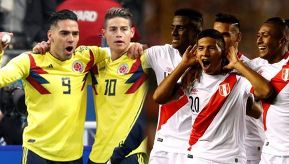 Francia jugó con la selección Colombia en su partido amistoso por la fecha FIFA con miras a Rusia 2018. Su técnico Didier Deschamps indicó que eligió a los cafeteros por su parecido con el juego de la selección peruana.
