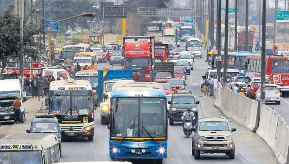 Aprueban reglamento de la ley que crea la la Autoridad de Transporte Urbano para Lima y Callao (ATU) (Miguel Bellido / El Comercio)