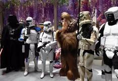 """Decenas de cinéfilos celebran en Taiwán el """"Día de Star Wars"""""""