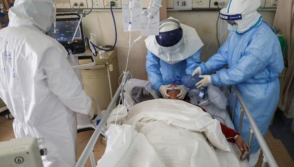 En la mayoría de casos, el nuevo coronavirus causa síntomas leves. (Foto: STR / AFP)