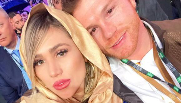 Una semana después de haber contraído matrimonio civil, el boxeador y su pareja se casaron en una boda religiosa, y ahora disfrutan de su luna de miel. (Foto: @fernandagmtz / Instagram)