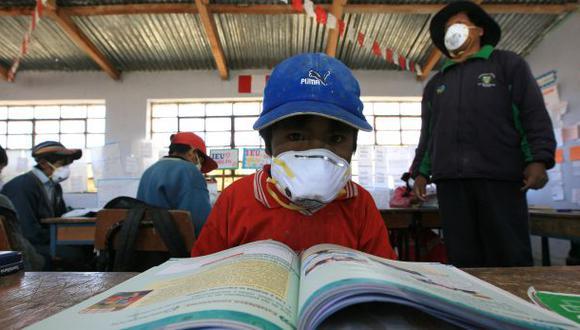 Ubinas: localidades cerca del volcán seguirán en emergencia