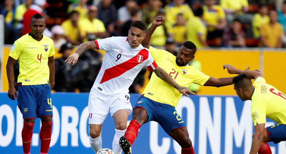 Perú vs. Ecuador