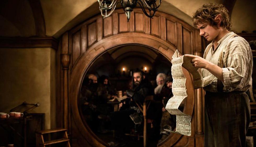 """La primera parte de """"El Hobbit"""" fue la película más pirateada del 2013 - 1"""