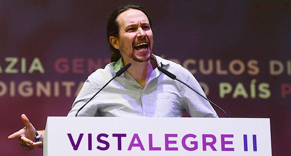 España: Pablo Iglesias gana el poder de Podemos y pide unidad