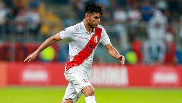 Zambrano es una de las bajas de la bicolor para enfrentar a Chile por Eliminatorias. (Foto: GEC)