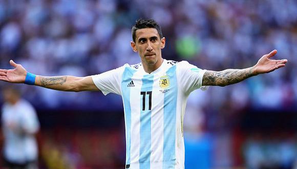 Di Maria volvería a ser considerado por Lionel Scaloni para las Eliminatorias Sudamericanas.
