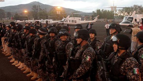 México: Militares matan a varios civiles en Michoacán