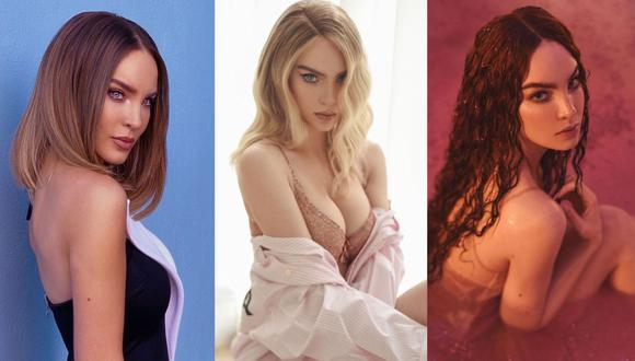 Belinda muestra en Instagram sus tres radicales cambios de look. (Foto: Instagram)