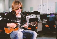 La sesión acústica de Nacho Vegas en El Comercio [VIDEO]