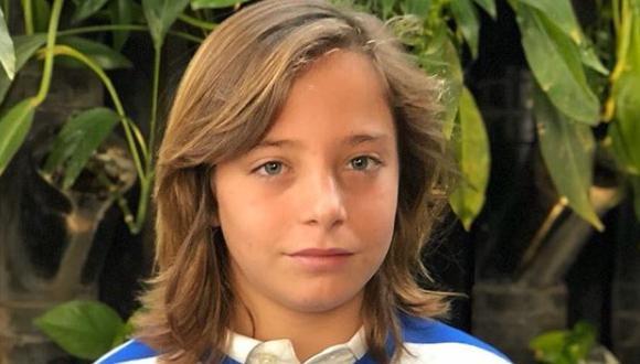Izán Llunas interpretó al joven Luis Miguel en la serie de Netflix. (Foto: Instagram)