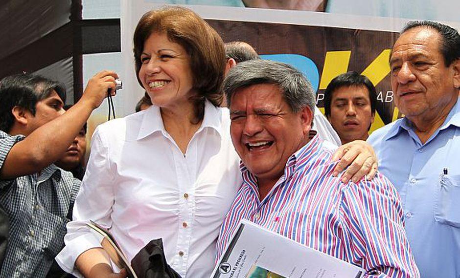César Acuña: Que Lourdes recuerde que fui su mejor congresista
