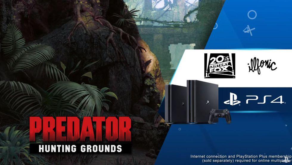Predator. (Foto: Sony)