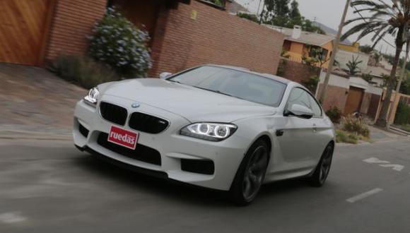 TEST: Probamos el poderoso BMW M6