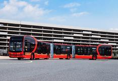China triplicará su cantidad de autobuses eléctricos para el 2025