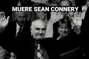 Actor británico Sean Connery falleció a los 90 años