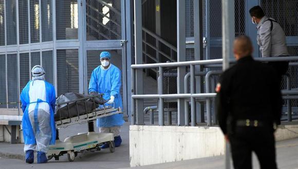 Coronavirus en México | Últimas noticias | Último minuto: reporte de infectados y muertos hoy, miércoles 25 de noviembre del 2020 | Covid-19 | (Foto: EFE/Luis Torres).
