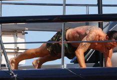 Zlatan Ibrahimovic: esta es su rutina de ejercicios durante vacaciones [VIDEO]