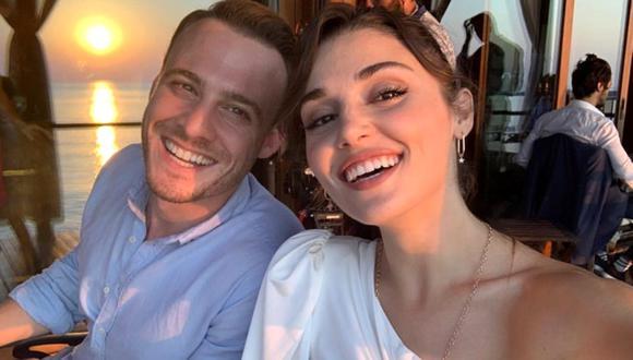 Tras ser vistos juntos de nuevo pero esta vez en el gimnasio, tanto Kerem como Hande rompen su silencio. (Foto: Instagram)