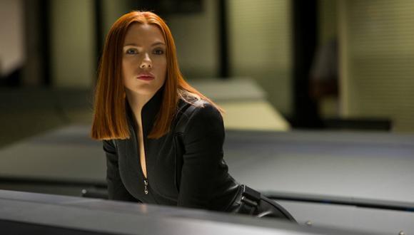 """Scarlett Johansson necesitó tres dobles para """"Los vengadores"""""""