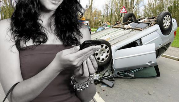 Un mensaje de texto enviado durante un viaje en auto predijo el terrible final de una adolescente que iba acompañada de su hermana menor y un amigo. (Foto: Pixabay/Referencial)