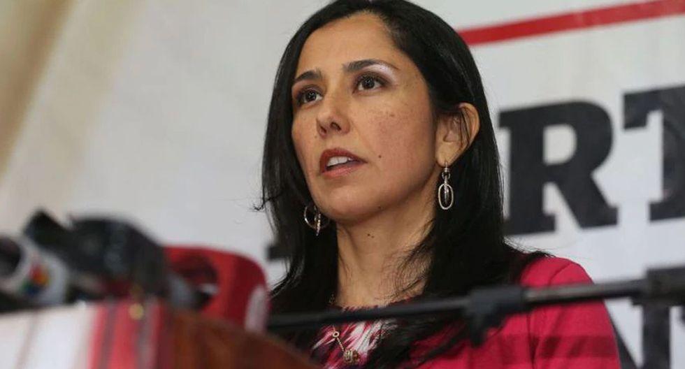 Nadine Heredia es investigada por la presunta comisión del delito de colusión en el proyecto Gasoducto del Sur. (Foto: Andina)