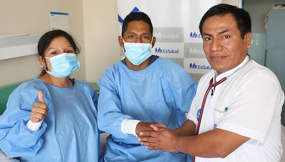 Solo el 13% de adultos peruanos ha indicado en su DNI que desean ser donantes de órganos al morir.