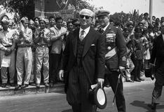 El presidente italiano que fue nombrado huésped ilustre de Lima, visitó el Panteón de los Próceres y regaló al país un cáliz de oro