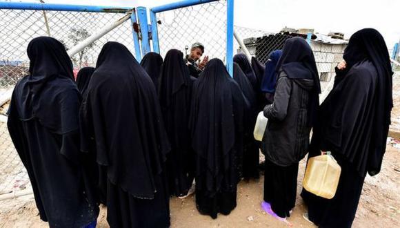 Recientes informes dicen que hay una creciente toma de control por parte de Estado Islámico dentro de los campamentos. (Foto: Getty Images, via BBC Mundo)