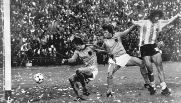 Un día como hoy Argentina fue campeón del Mundo por primera vez