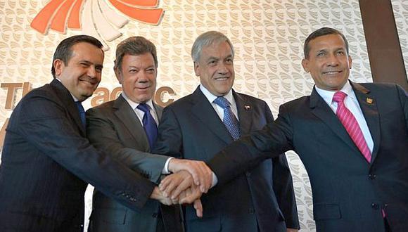 Alianza del Pacífico buscará cubrir el mercado asiático