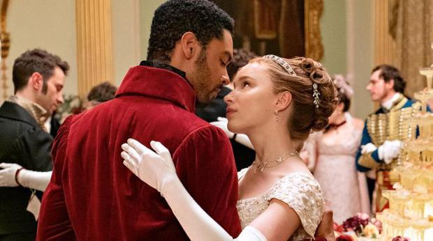 La serie se estrenó el 25 de diciembre en Netflix. Está basada en las novelas de Julia Quinn (Foto: Netflix)