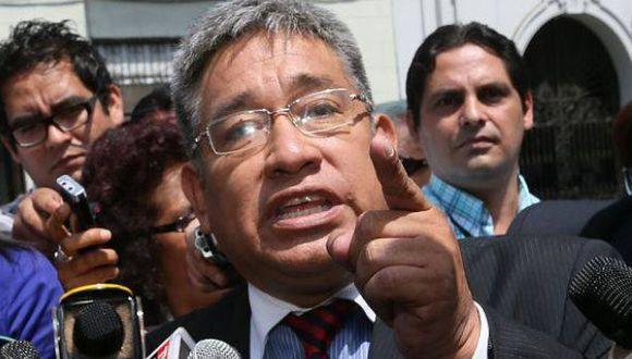 Miguel Facundo Chinguel fue abogado de la red de Oropeza