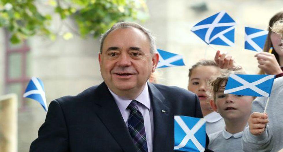 Alex Salmond: el escocés que puso de rodillas a Londres