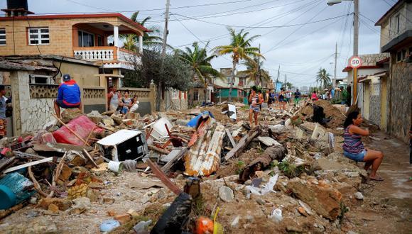 Cuba aplazó las elecciones por las afectaciones que causó el paso del huracán Irma. (Foto: )