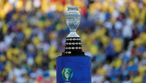 Jair Bolsonaro, presidente de Brasil, se pronunció sobre la Copa América en su país. (Foto: EFE)