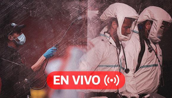 Coronavirus EN VIVO | Conoce las últimas noticias y las cifras actualizadas de casos y muertos en el mundo por la pandemia Covid-19, hoy domingo 12 de julio de 2020 | Foto: Diseño GEC