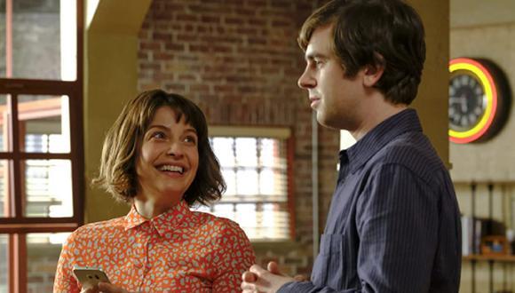 """Shaun aceptó a doula que Lea propuso en décimo cuarto episodio de la cuarta temporada de """"The Good Doctor"""" (Foto: ABC)"""