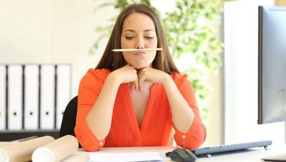 ¿Pierdes el tiempo antes de ponerte realmente a trabajar en alguna tarea? (Foto: Getty Images)