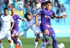"""Junior Huerta, jugador de San Martín: """"En el mes morado, nos asaltaron descaradamente"""""""
