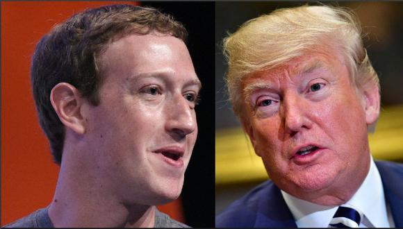 Cómo Facebook ayudó a Donald Trump a encontrar a sus votantes. (AFP / EFE).