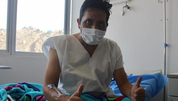 La cantidad de pacientes recuperados aumentó este miércoles. (Foto Minsa)